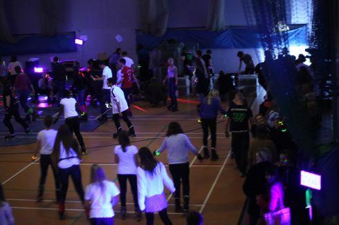 Warwick University Roller Disco